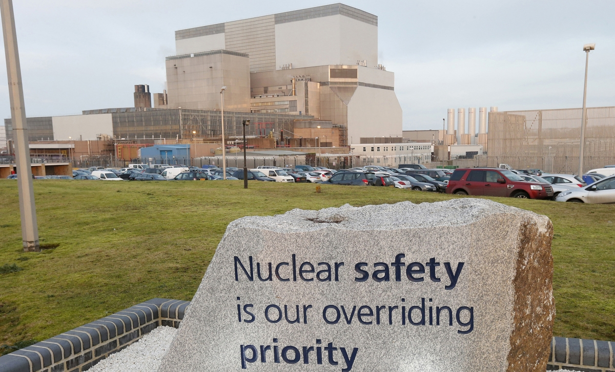 Hinkley Point B