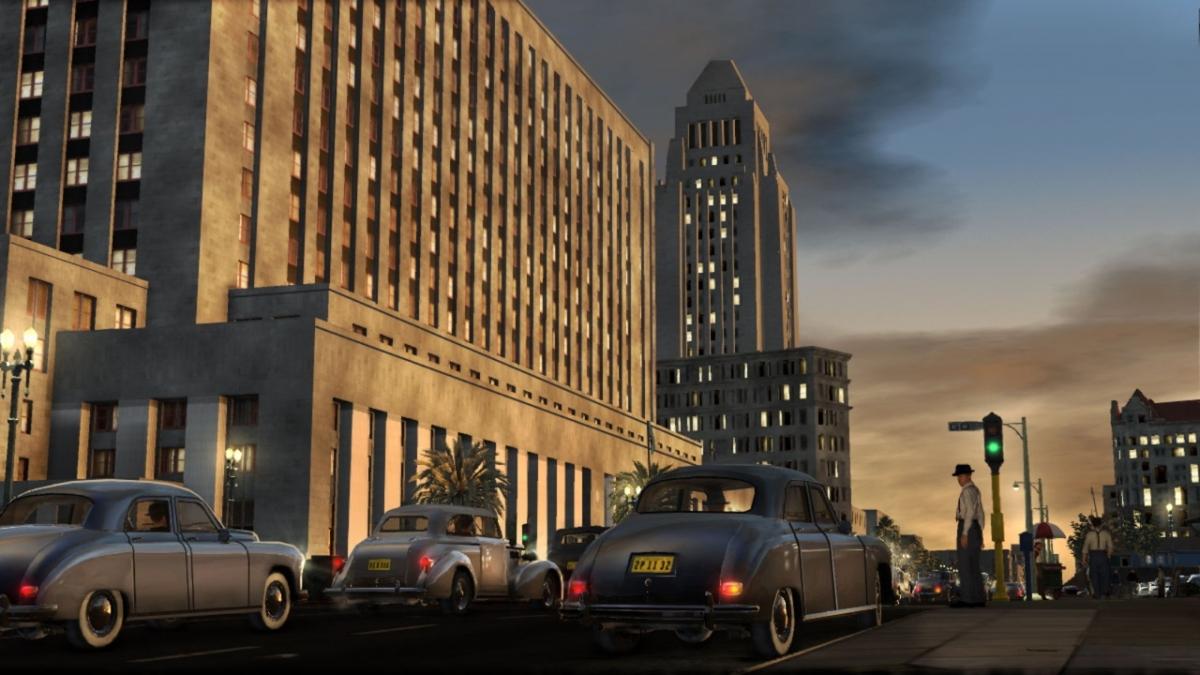 LA Noire Open World
