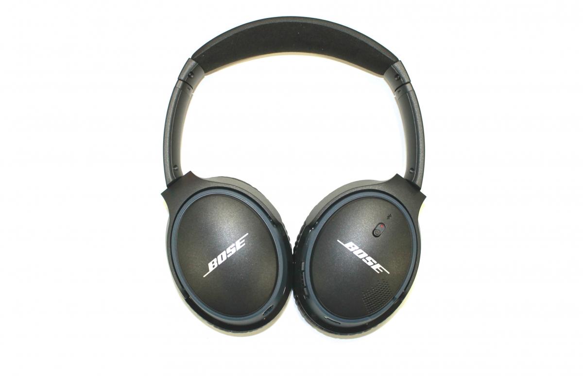 Bose SoundLink Bluetooth headphones review