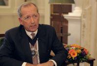 Lord Mayor of London Alan Yarrow