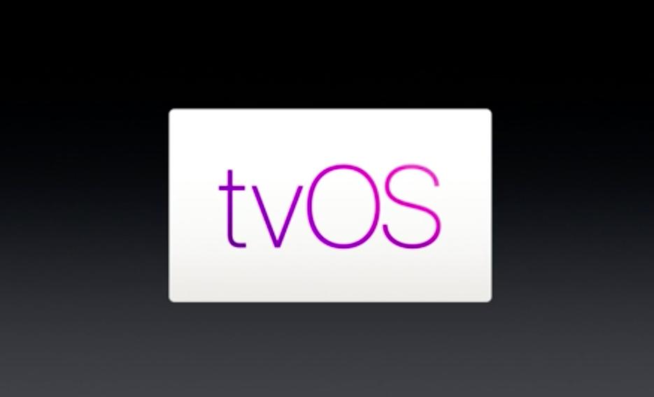 Apple TV tvOS