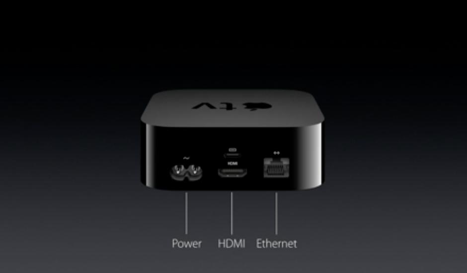 Apple TV specs