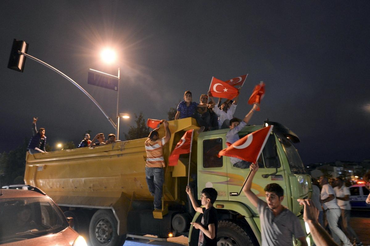 Ankara Turkey protest nationalism