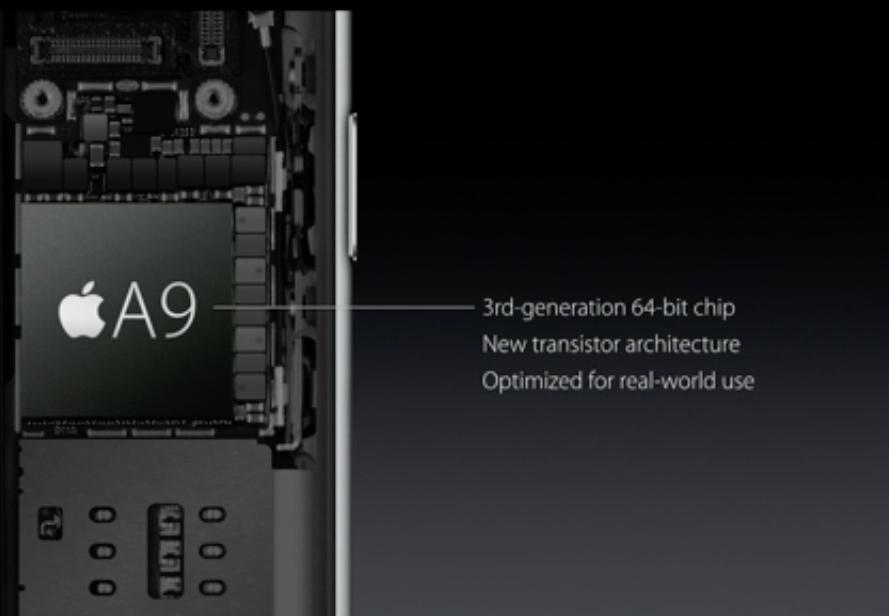 Apple iPhone 6s specs