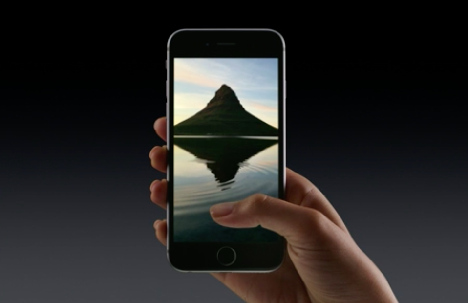 Apple iPhone 6s Live Photos