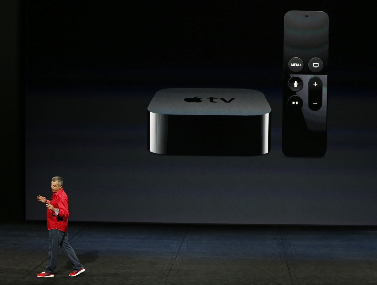 Apple TV remote control games