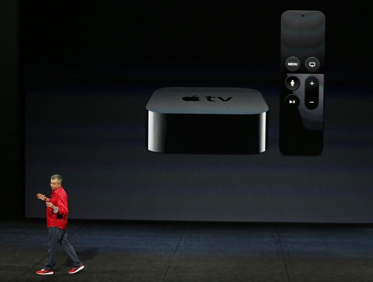Apple TV remote control games