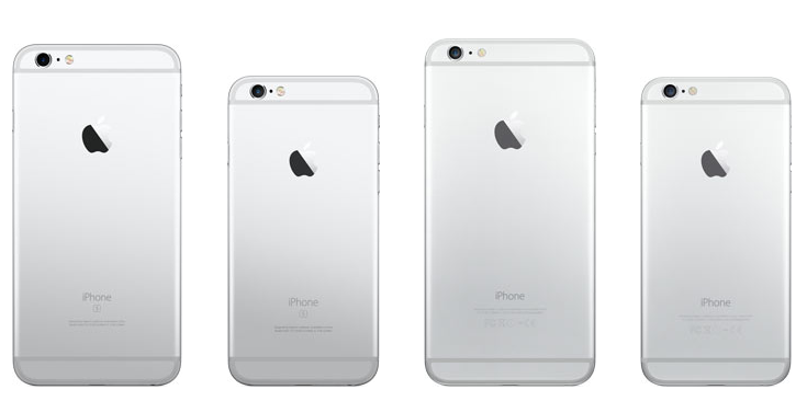 iPhone 6s and 6s plus vs iPhone6