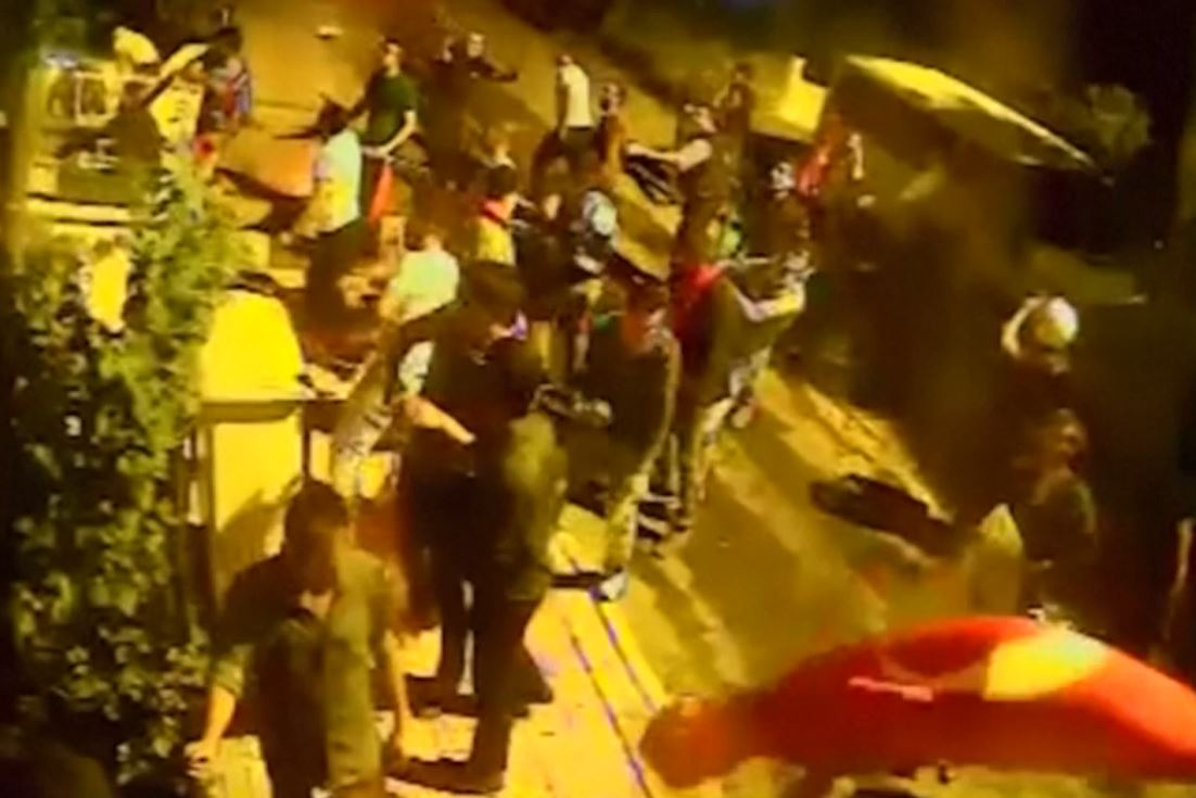 Attack on Kurdish headquarter