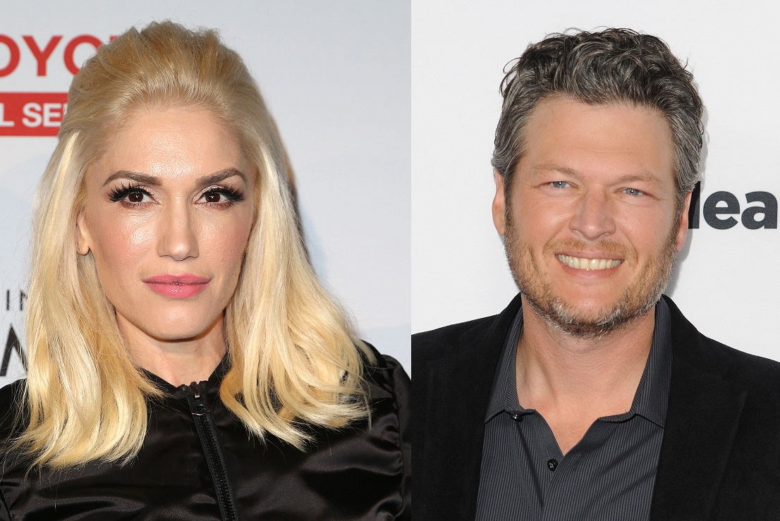 is blake shelton dating gwen stefani