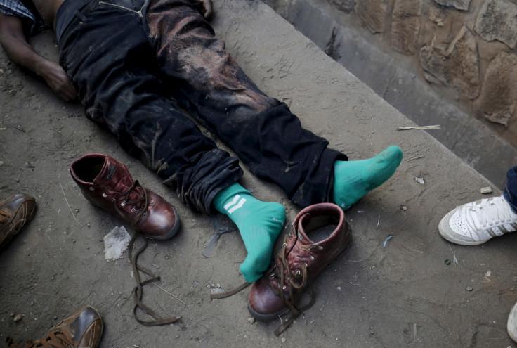 Deadly attacks in Burundi