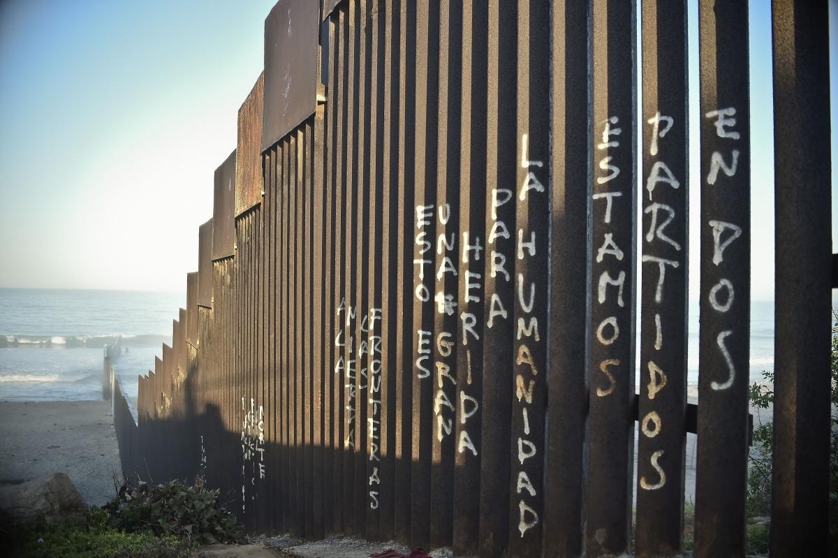 Mexico border crossing