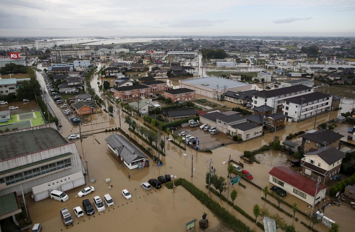 3 killed, 25 missing in Japan floods