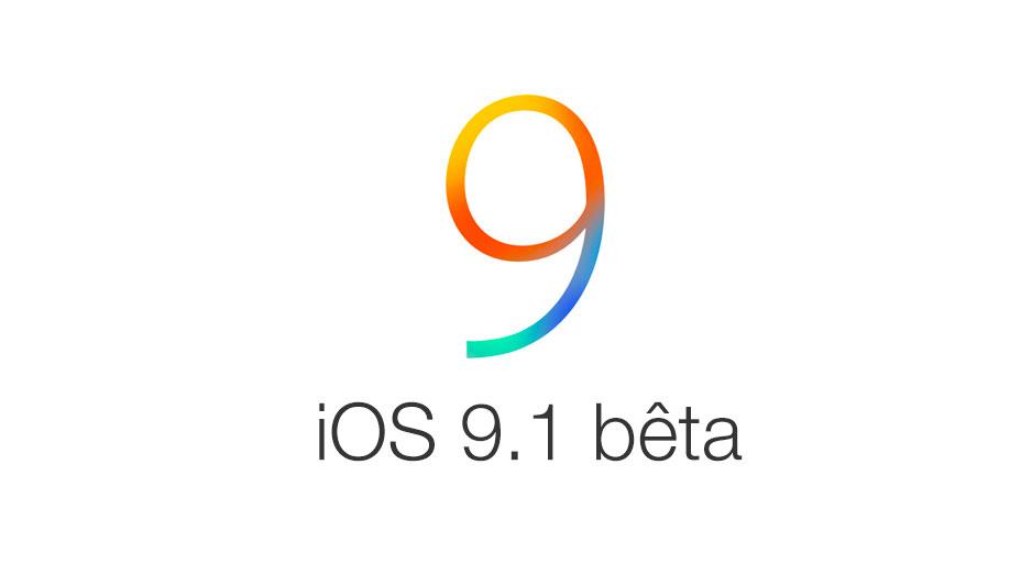 iOS 9.1 beta 1