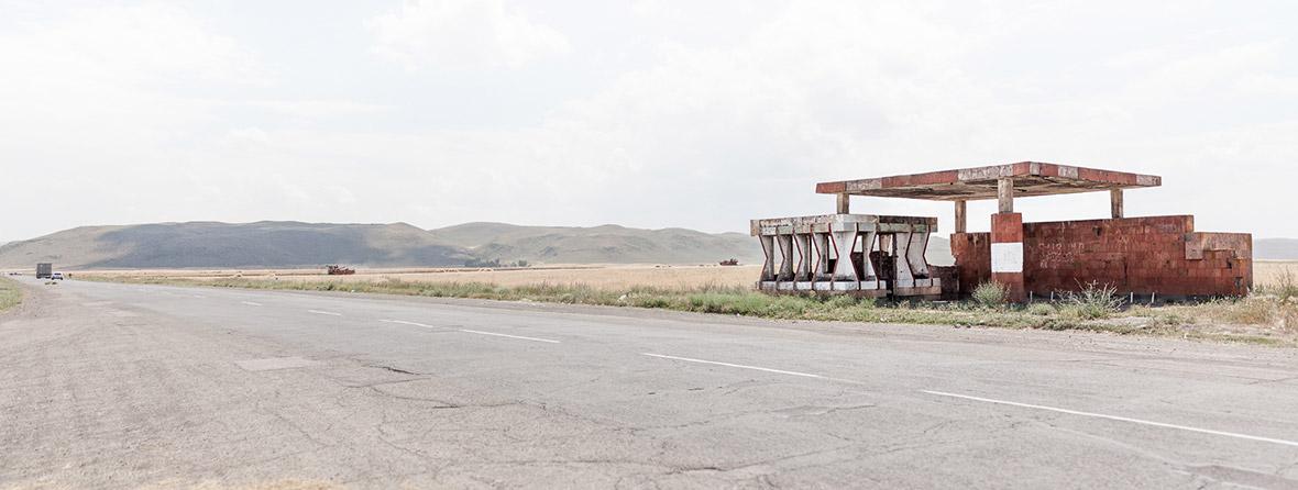 Soviet Bus Stops Christopher Herwigs Photos Reveal Surprising