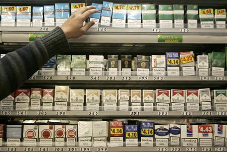 Govt, Tobacco Firms Begin Courtroom Battle on Cigarette Plain-Packaging Law