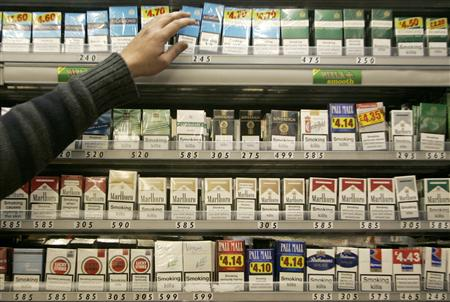 Govt, Tobacco Firms Begin Courtroom Battle on Cigarette Plain-Packaging Law
