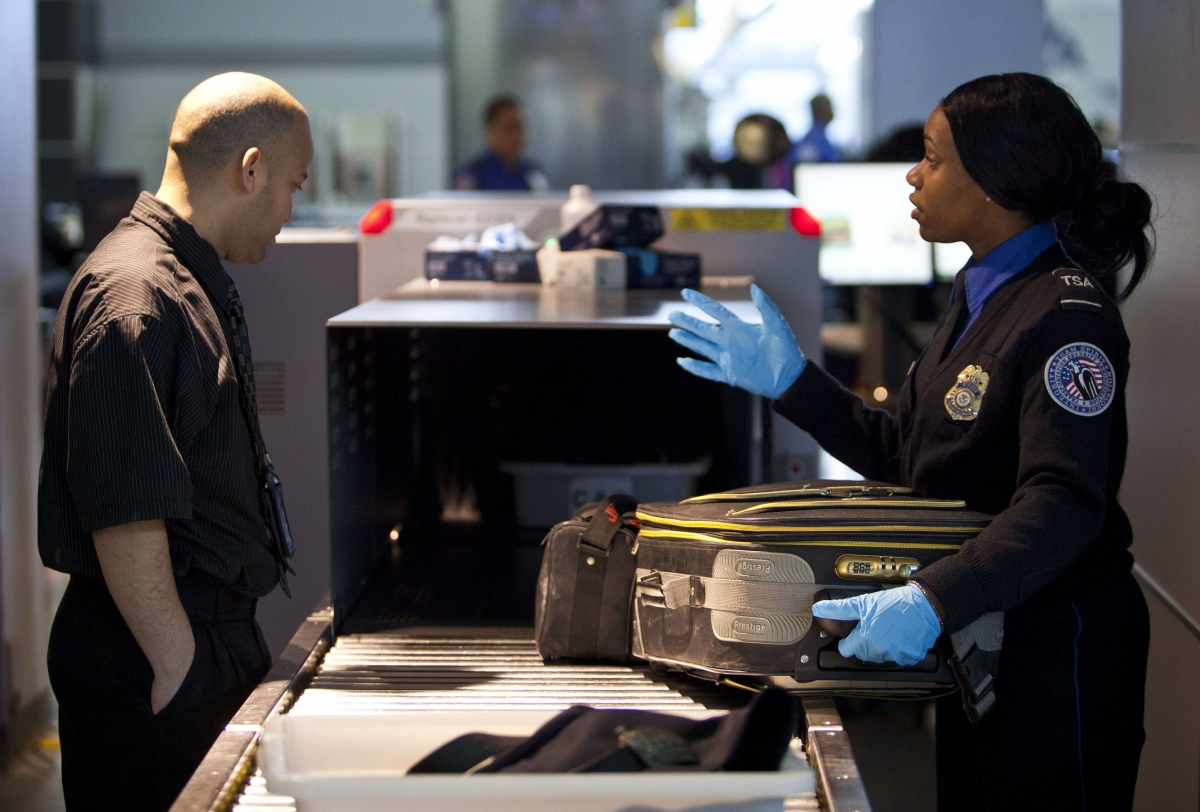 TSA luggage master keys have been compromised