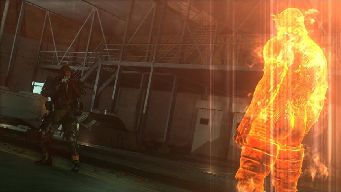 MGS5 Metal Gear Solid