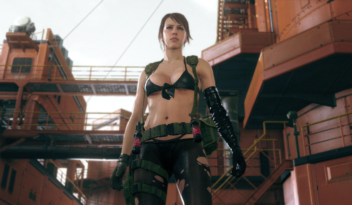 MGS5 Quiet