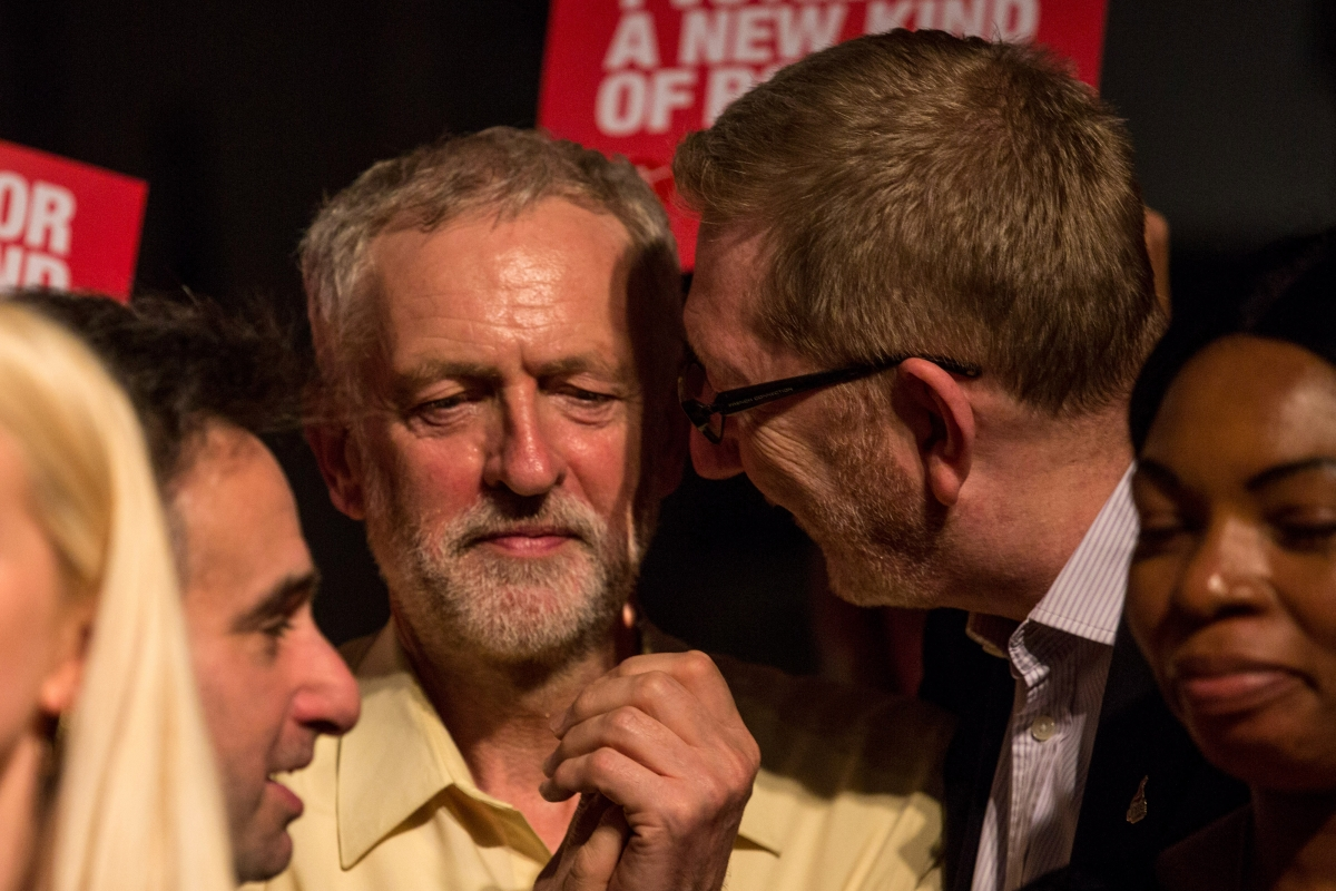 Jeremy Corbyn the new Labour leader?
