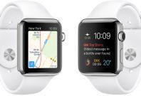 Apple Watches running watchOS 2