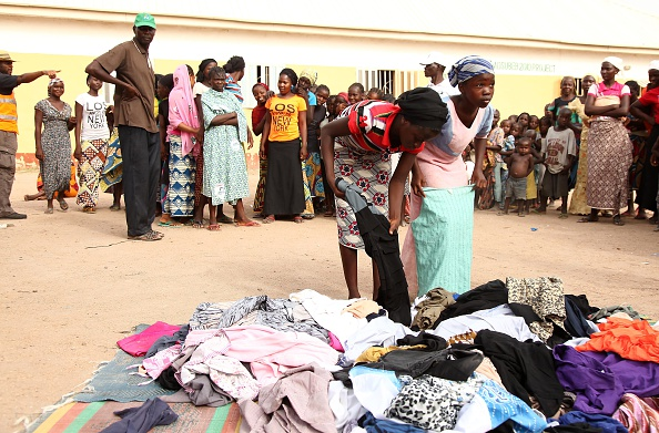 Malkohi camp Nigeria Boko Haram
