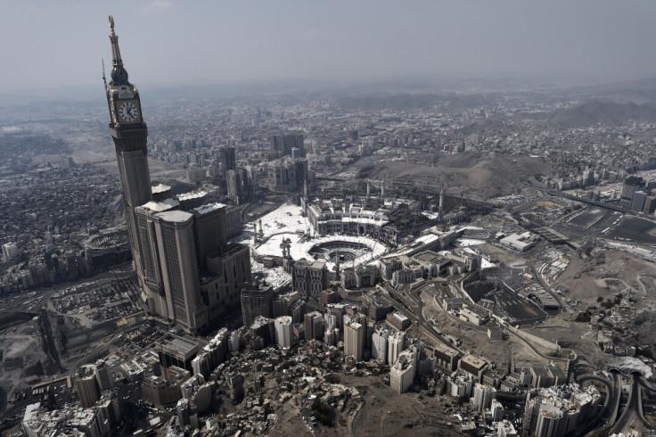 Grand Mosque Mecca