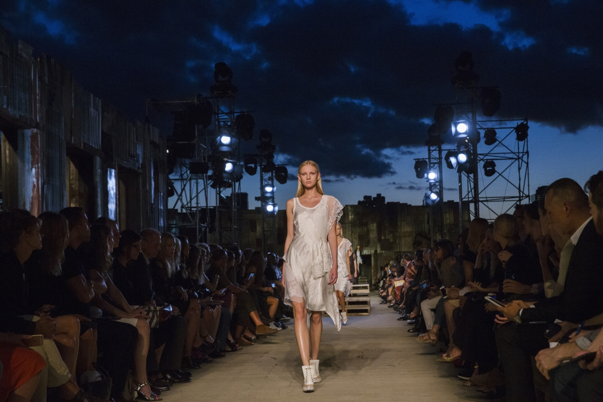New York Fashion Week 2015