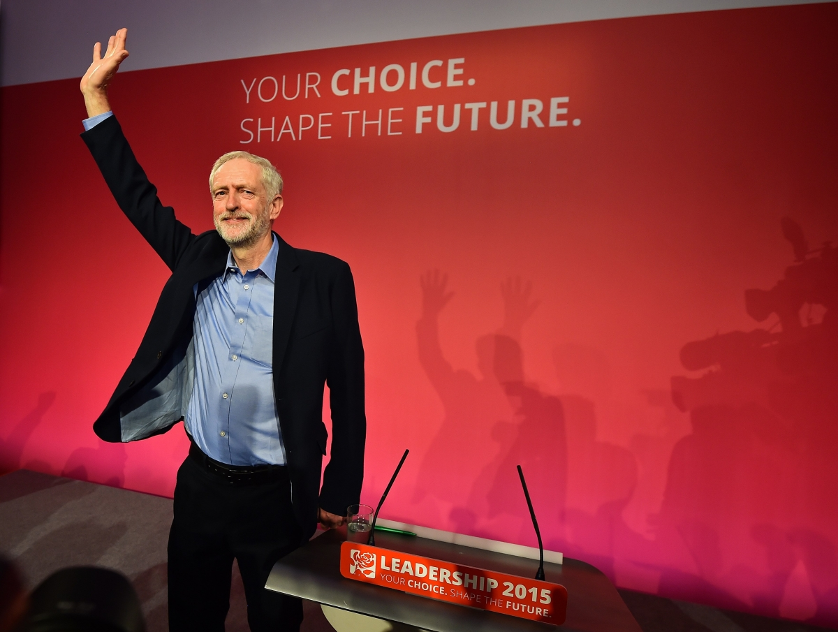Jeremy Corbyn was elected leader of theLabourpartywithalmost60percentofthevote.