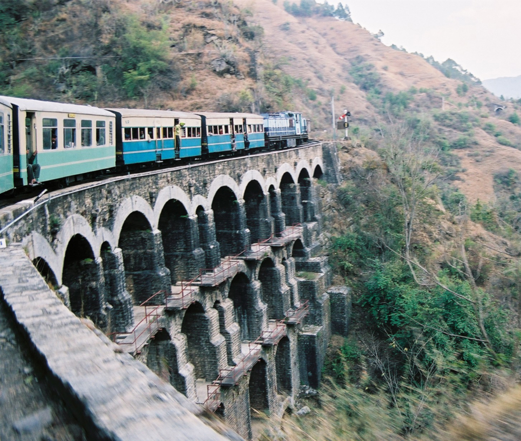 Kalka-Simla Railway India