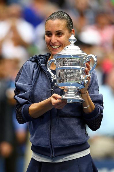 New York Prime >> Flavia Pennetta wins U.S. Open and announces retirement ...