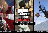 GTA 5 Freemode Events Update