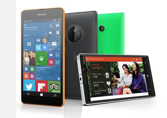Windows 10 Mobile build 10586.107