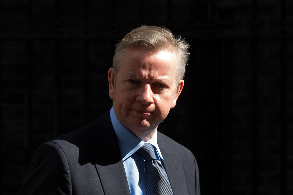 Michael Gove attacks Jeremy Corbyn