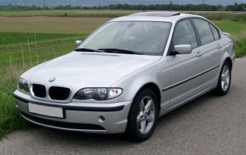 BMW E46 car