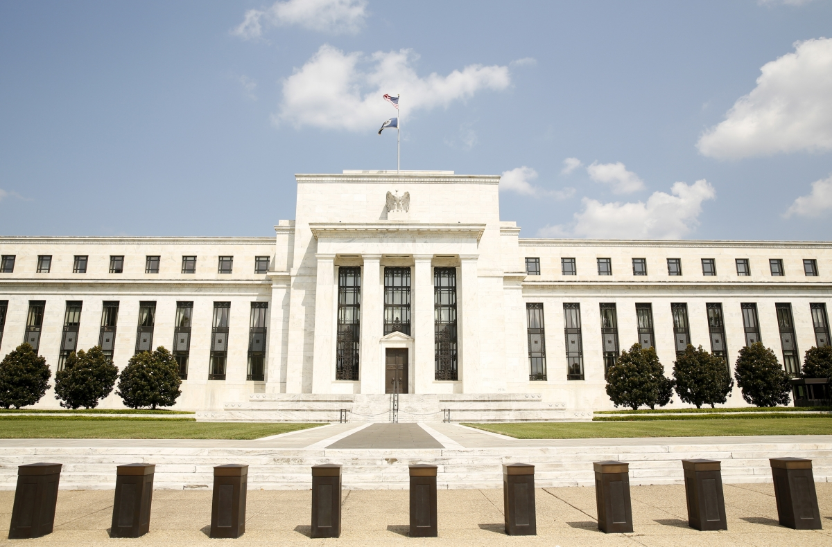 Federal Reserve building, Washington