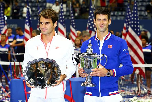 Novak Djokovic-Roger Federer