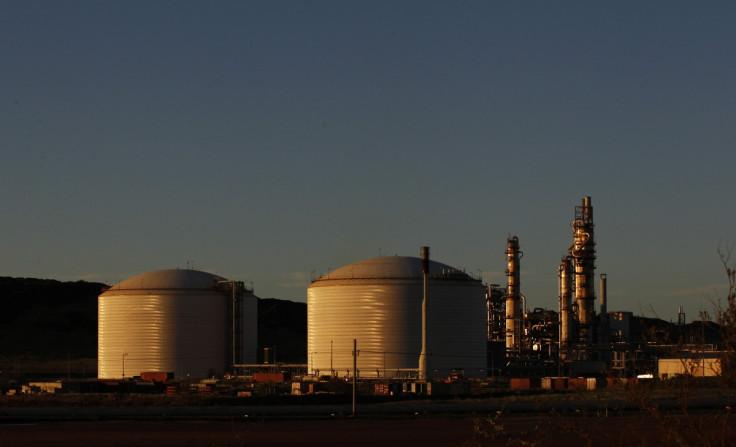 Woodside gas plant, Burrup, Western Australia