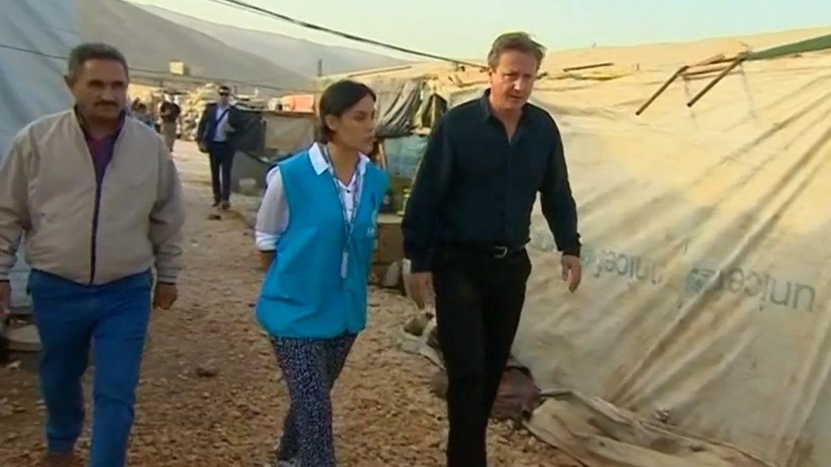 David Cameron Syria