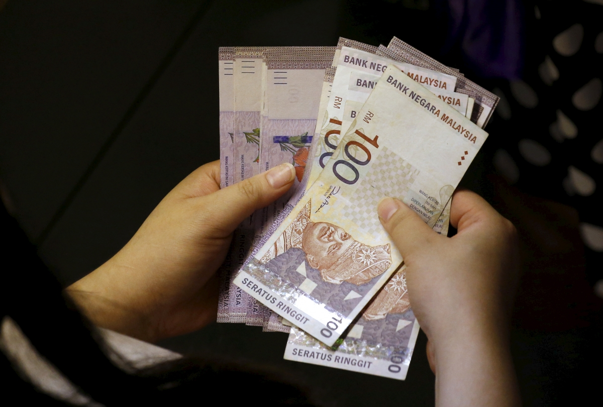 Ringgit notes, Singapore