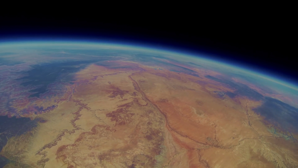 Grand Canyon space