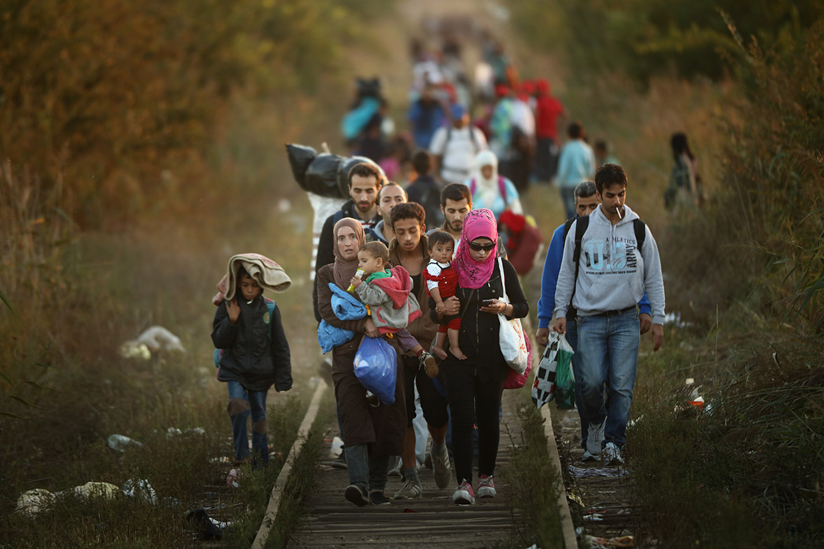 migrants Hungary