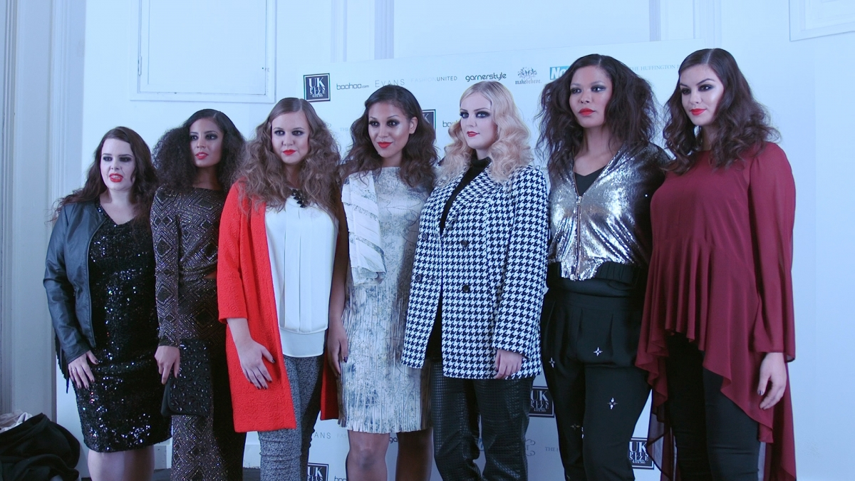 Plus Size Fashion Week