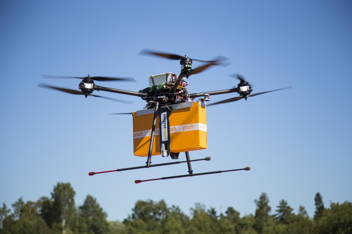 Postal Service Begins Testing Drone Delivery