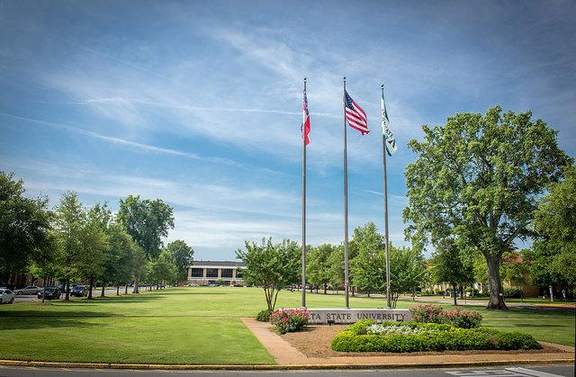 Delta State University campus