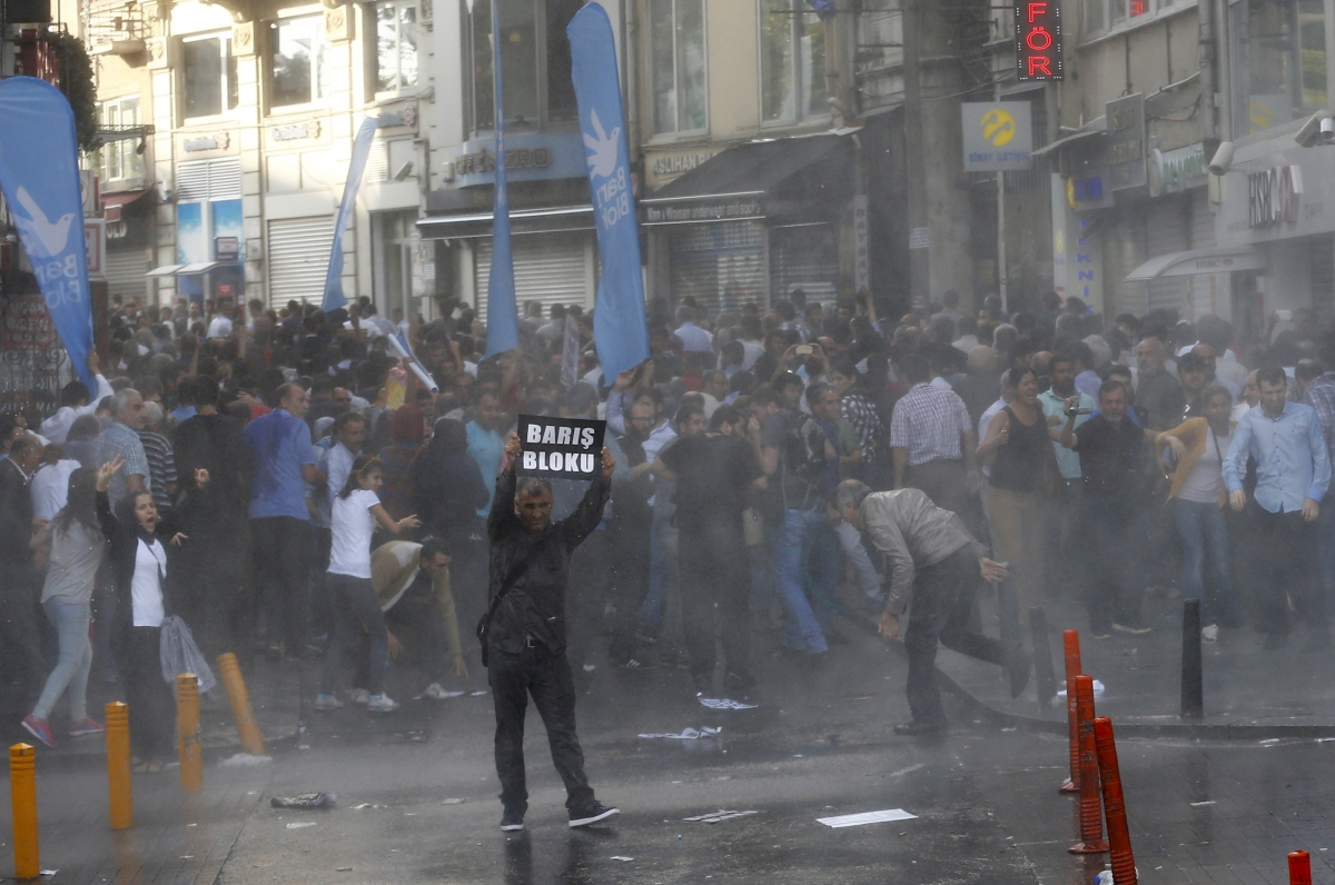 Cizre Turkey Kurdish curfew