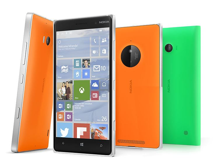Microsoft releases Windows 10 Mobile