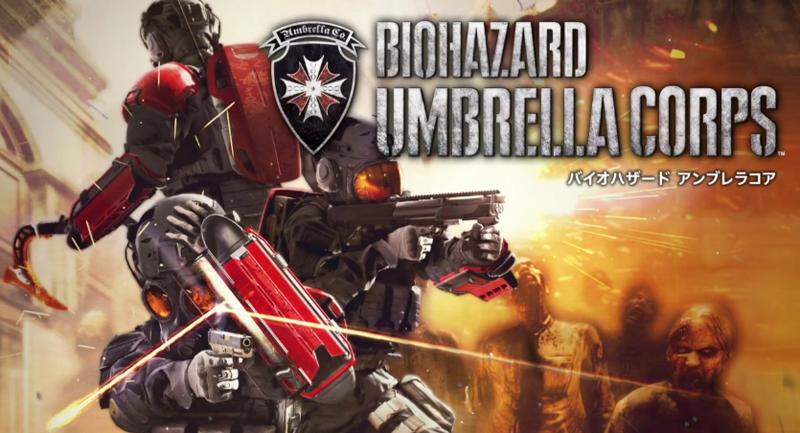 Resident Evil: Umbrella Corps