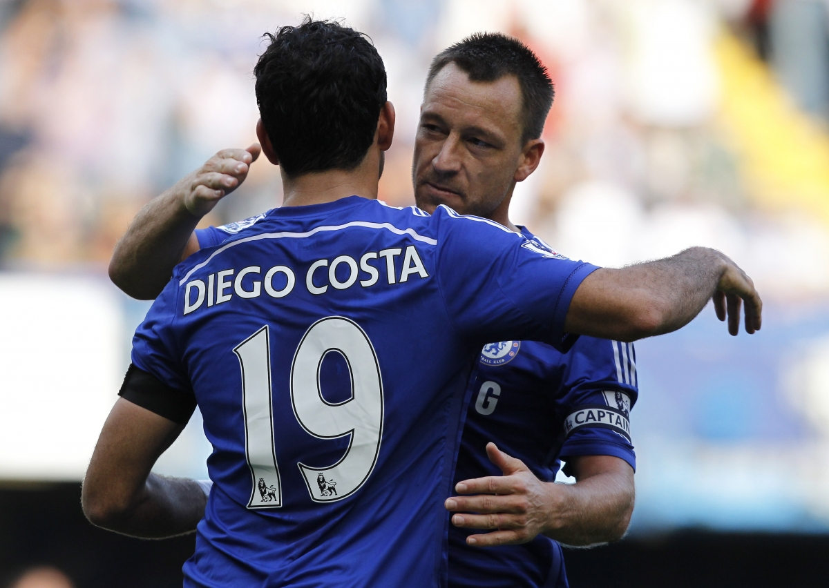 Diego Costa-John Terry